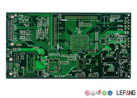 China 10 lagen Communicatie PCB Blind via PCB met HASL Loodvrije 230 * 550 Mm Leveranciers
